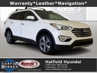 2015 Hyundai Santa Fe Limited SUV in Columbus