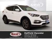 2018 Hyundai Santa Fe Sport 2.0T Ultimate SUV in Columbus