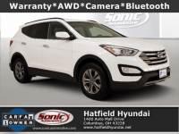 2016 Hyundai Santa Fe Sport AWD 4dr 2.4 SUV in Columbus
