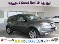Used 2007 Acura MDX Sport Pkg Available in Sacramento CA