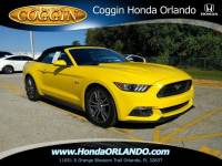 Pre-Owned 2017 Ford Mustang GT Premium Convertible in Orlando FL