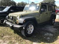 2013 Jeep Wrangler Unlimited Sport SUV For Sale in LaBelle, near Fort Myers
