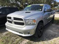 2014 Ram 1500 Tradesman/Express 5.7L V8 HEMI MDS VVT Truck Quad Cab For Sale in LaBelle, near Fort Myers