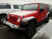 2009 Jeep Wrangler Unlimited X SUV 4x4 For Sale | Jackson, MI