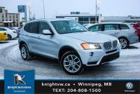 Pre-Owned 2014 BMW X3 xDrive28i AWD w/ Tech Pkg/Nav/Sunroof/Leather AWD Sport Utility