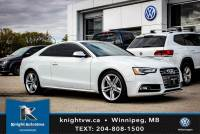 Pre-Owned 2015 Audi S5 Technik Quattro w/ Lane Change Assist/Nav/Winter Tires AWD 2dr Car