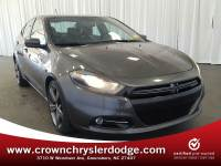 Certified 2015 Dodge Dart GT Sedan in Greensboro NC