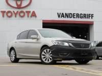 2013 Honda Accord EX Sedan Front-wheel Drive