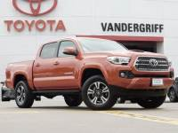 2017 Toyota Tacoma TRD Sport Truck Double Cab 4x2