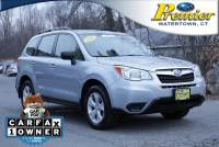 Certified Used 2016 Subaru Forester 2.5i For Sale Near Torrington CT