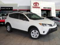 Certified Pre-Owned 2015 Toyota RAV4 LE AWD Sport Utility