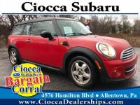 Used 2011 MINI Cooper Clubman 2dr Cpe For Sale in Allentown, PA