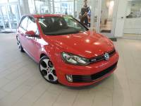 2011 Volkswagen GTI 4-Door Hatchback