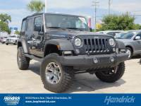 2016 Jeep Wrangler Unlimited Rubicon Convertible in Franklin, TN