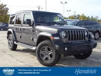 2018 Jeep Wrangler Unlimited Sport S Convertible in Franklin, TN