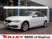 Used 2018 BMW 330i xDrive Sedan for Sale in Manchester near Nashua