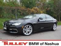 Used 2018 BMW 640i xDrive Gran Coupe for Sale in Manchester near Nashua