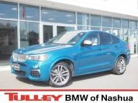 Certified Used 2018 BMW X4 M40i Sports Activity Coupe in Manchester NH