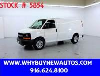 2010 Chevrolet Express 1500 ~ Only 8K Miles!