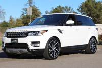 Pre-Owned 2017 Land Rover Range Rover Sport 3.0L V6 Supercharged HSE SUV For Sale Corte Madera, CA