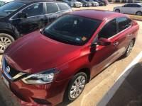 Certified 2016 Nissan Sentra SV Sedan For Sale in Frisco TX