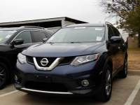 Certified 2015 Nissan Rogue SL SUV For Sale in Frisco TX