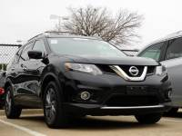 Certified 2016 Nissan Rogue SL SUV For Sale in Frisco TX
