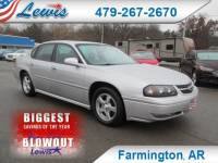 Used 2004 Chevrolet Impala LS Sedan in Fayetteville