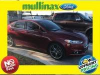 Used 2014 Ford Fusion Titanium Sedan I-4 cyl in Kissimmee, FL