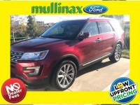 Used 2017 Ford Explorer Limited W/ 2ND ROW Bucket Seats, Navigation SUV I-4 cyl in Kissimmee, FL