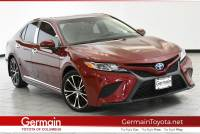 Certified Pre-Owned 2018 Toyota Camry Hybrid SE FWD 4dr Car