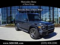 Certified Pre-Owned 2016 Mercedes-Benz G 550 SUV