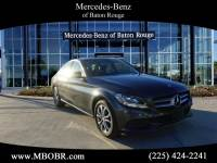 Certified Pre-Owned 2015 Mercedes-Benz C 300 SEDAN