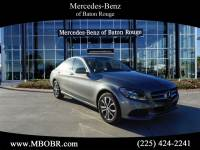 Certified Pre-Owned 2016 Mercedes-Benz C 300 SEDAN