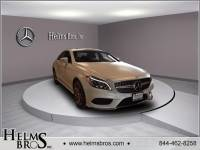 Certified Pre-Owned 2015 Mercedes-Benz CLS 400 AWD 4MATIC®