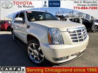 Used 2009 CADILLAC ESCALADE SUV All-wheel Drive in Chicago