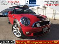 Used 2015 MINI Roadster Cooper S Roadster Convertible in Chicago