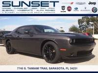 Certified Used 2017 Dodge Challenger R/T Plus Coupe for sale in Sarasota FL