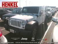 PRE-OWNED 2016 JEEP WRANGLER UNLIMITED RUBICON 4X4 4WD