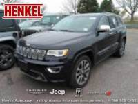PRE-OWNED 2018 JEEP GRAND CHEROKEE OVERLAND 4X4 4WD