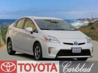 2014 Toyota Prius Three Hatchback Front-wheel Drive in Carlsbad