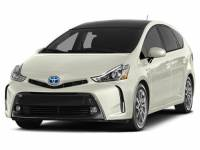 2016 Toyota Prius v Four Wagon Front-wheel Drive in Carlsbad