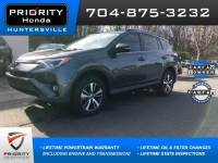 Used 2017 Toyota RAV4 For Sale in Huntersville NC | Serving Charlotte, Concord NC & Cornelius.| VIN: JTMWFREVXHD095379