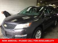 Used 2017 Chevrolet Traverse LS SUV FWD for Sale in Stow, OH