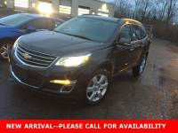 Used 2016 Chevrolet Traverse LT SUV FWD for Sale in Stow, OH