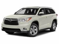 Certified Pre-Owned 2015 Toyota Highlander Limited in Brook Park, OH Near Cleveland