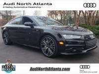 Certified 2016 Audi A7 3.0 Prestige Sedan in Atlanta GA