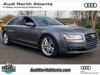Certified 2015 Audi A8 3.0T Sedan in Atlanta GA