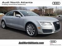 Certified 2014 Audi A7 3.0 Premium Plus Hatchback in Atlanta GA