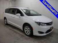 Used 2018 Chrysler Pacifica Touring L Van in Burnsville, MN.